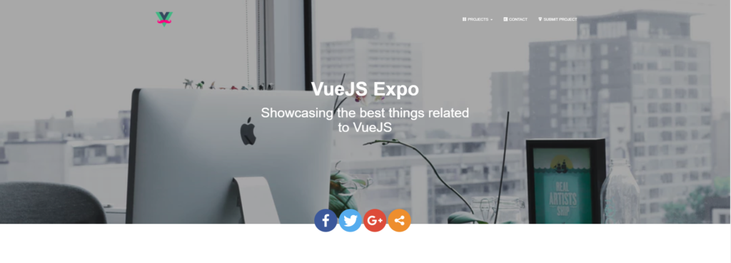 Showcasing the best things related to VueJS