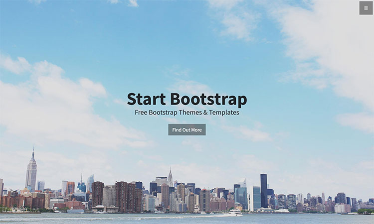 stylish-Bootstrap 4 UI Kit