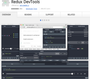 Redux Developer Tools