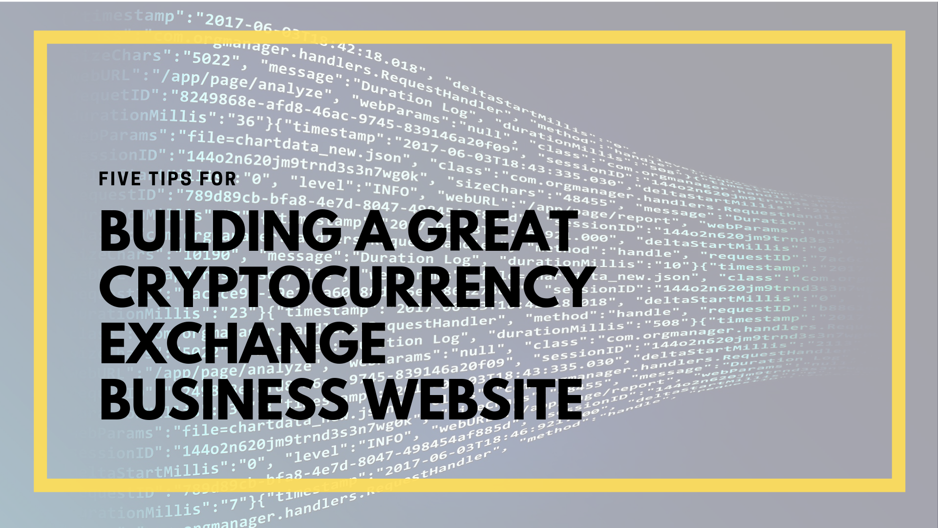 How can i setup an business account at cryptocurrency exchange
