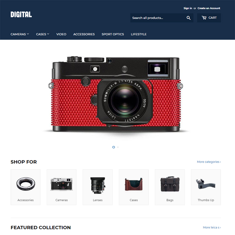 Supply Shopify Themes