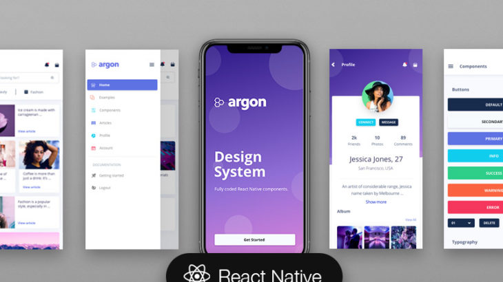 Cool React Native Free Templates