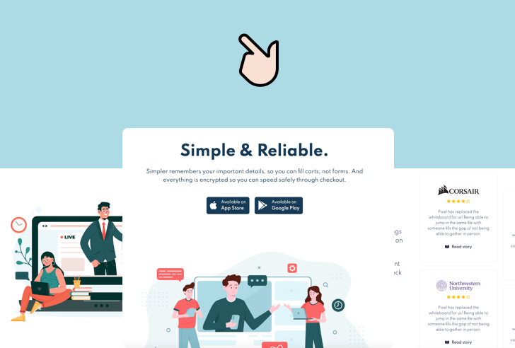 Free One Page Bootstrap 5 Template
