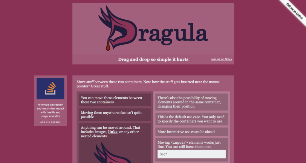 dragula angular components