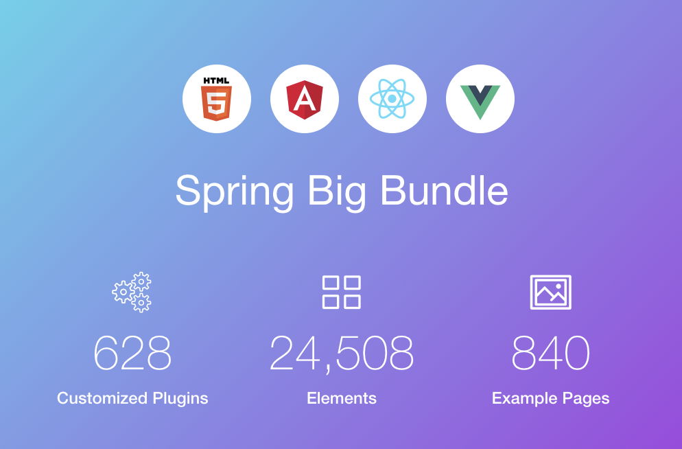 spring big bundle