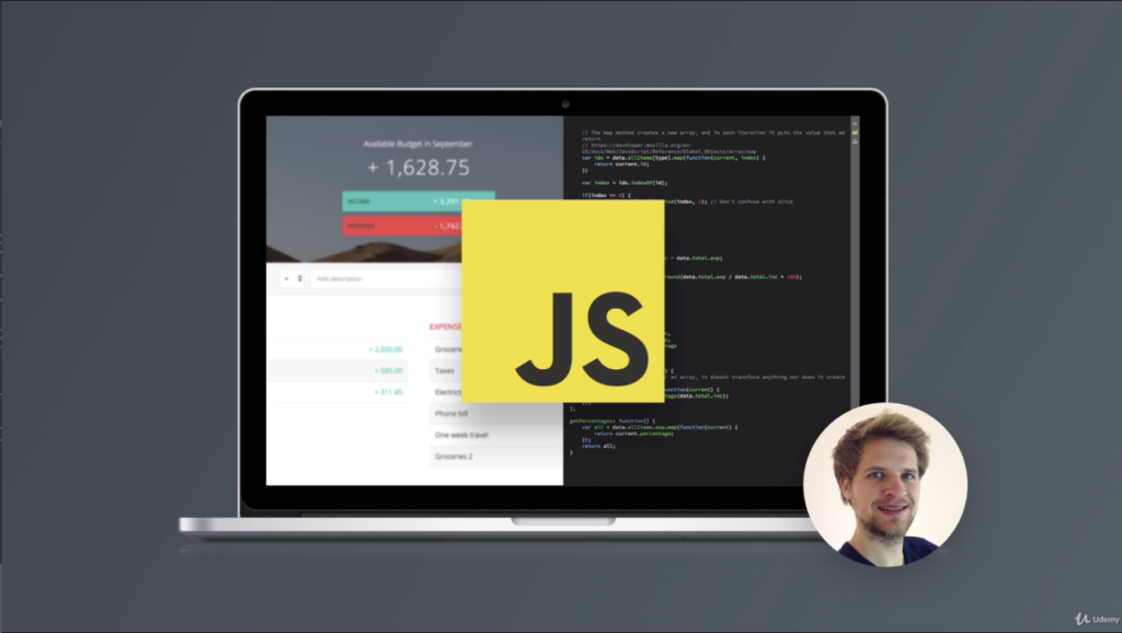 The Complete JavaScript Course 2020
